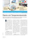 """""""Palette mit Temperaturkontrolle"""""""