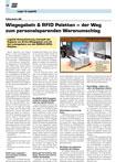 """""""Wiegegabeln & RFID Paletten - der Weg zum personalsparenden Warenumschlag"""""""