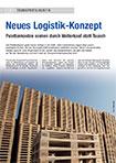 """""""Neues Logistik-Konzept - Palettenkosten senken durch Weiterkauf statt Tausch"""""""