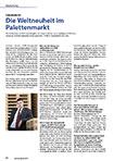 """""""Die Weltneuheit im Palettenmarkt"""""""