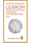 Zertifikat Lexikon der deutschen Familienunternehmen 2. Auflage