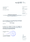 Autorisierung ISPM15-Behandlung