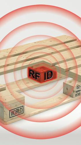 Die Vorteile der RFID Europalette